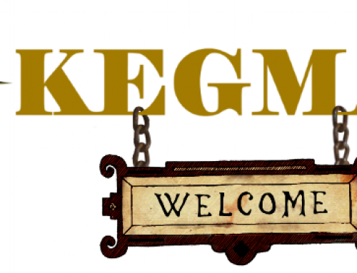 Welcome to Kegman